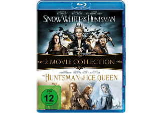 SNOW WHITE & THE HUNTSMAN / THE HUNTSMA - (Blu-ray)
