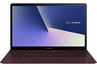 "ASUS ZenBook S UX391UA-ET081T burgundi vörös laptop (13,3"" FullHD/Core i7/8GB/512 GB SSD/Windows10)"