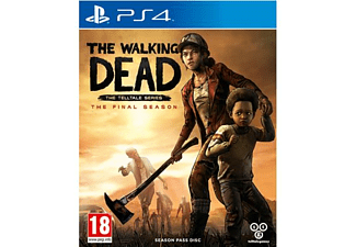 PS4 The Walking Dead: La temporada final