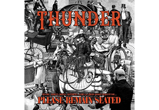 Thunder - Please Remain Seated (Ltd.Colored Edition) - (Vinyl)
