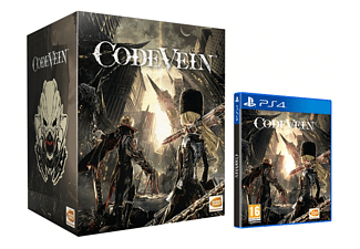 PS4 - Code Vein Collector Edition