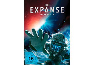The Expanse - Staffel 2 - (DVD)