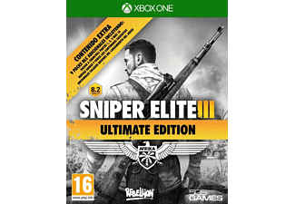 Xbox One Sniper Elite III - Ultimate Edition