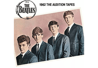 The Beatles - 1962 The Audition Tapes - (CD)
