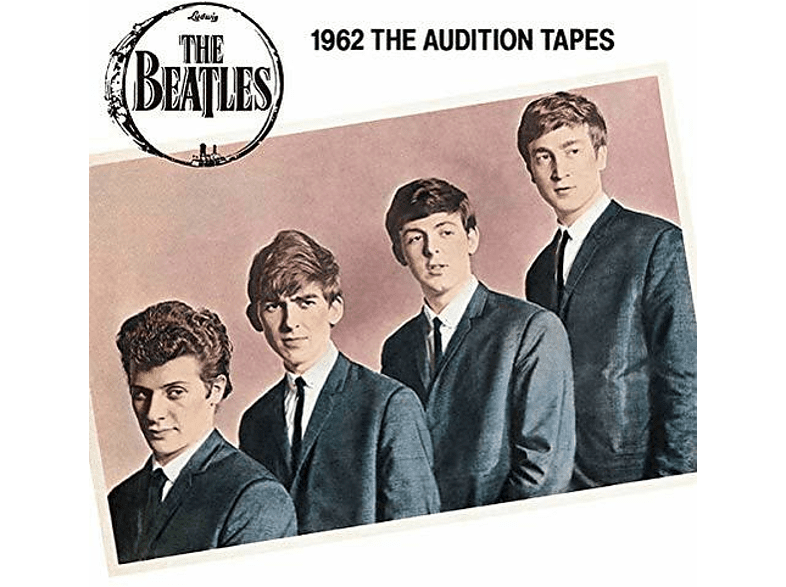 The Beatles - 1962 The Audition Tapes [CD]