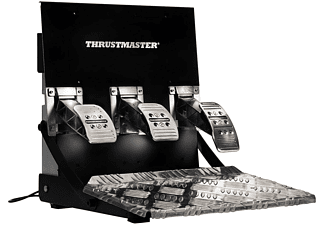 Pedales - Thrustmaster T3PA Pro Add-On, Para volantes T-Series, De metal