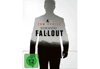 Mission Impossible 6 - Fallout (Steel Edition) - (Blu-ray)