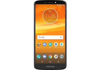 "Móvil - Moto E5 Plus, 6"", HD+, 2 GB RAM, 16 GB, 4 x 1.4GHz, 12 MP + 5 MP, Dual SIM, NFC, Gris"
