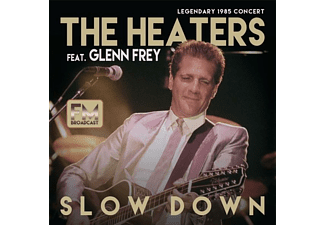 The Heaters feat. Glenn Frey - SLOW DOWN/LIVE - (CD)