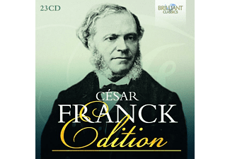 César Franck Edition CD