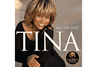 Tina Turner - ALL THE BEST (MUSICAL EDITION) - (CD)