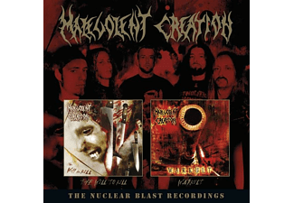 Malevolent Creation - The Nuclear Blast Recordings (2CD) - (CD)