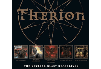 Therion - The Nuclear Blast Recordings (6CD Box) - (CD)