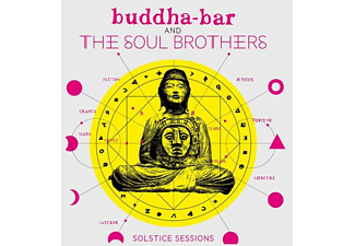VARIOUS - Buddha Bar And The Soul Brothers: Solstice Session - (CD)