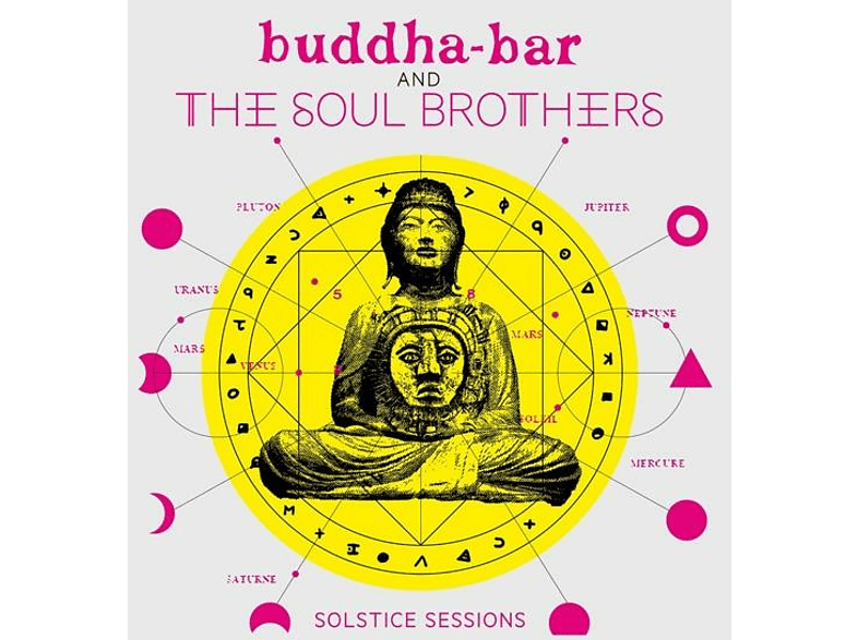 VARIOUS - Buddha Bar And The Soul Brothers: Solstice Session [CD]