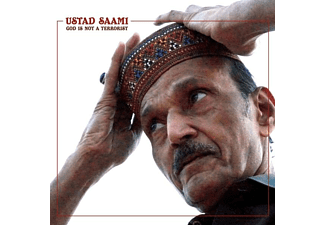 Ustad Saami - God Is Not A Terrorist - (LP + Download)