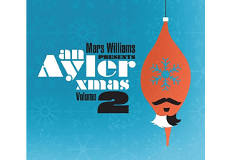Mars Williams - AN AYLER XMAS 2 - (CD)