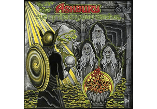 Ashbury - Eye Of The Stygian Witches - (Vinyl)