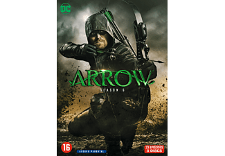 Arrow: Saison 6 - DVD