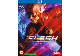 The Flash: Saison 4 - Blu-ray