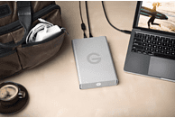 G-TECHNOLOGY G|DRIVE®  mobile USB-C™, 1 TB HDD, 2.5 Zoll, extern