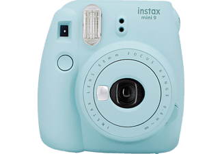 FUJIFILM instax mini 9 Christmas Edition Sofortbildkamera, Ice Blue