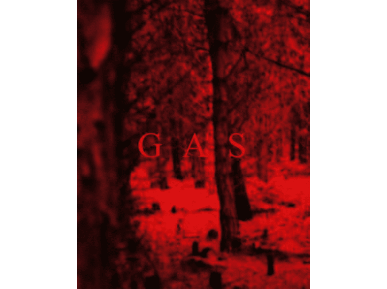 Wolfgang Voigt - Wolfgang Voigt-Gas (CD+Book) [CD + Buch]