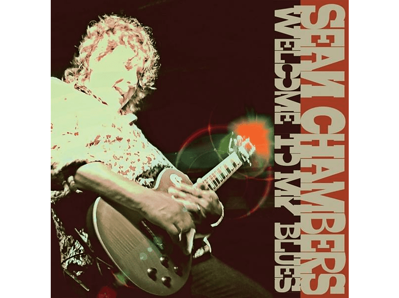 Sean Chambers - Welcome To My Blues [CD]