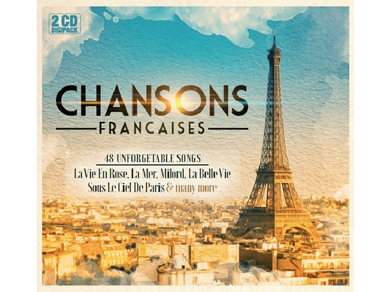 VARIOUS - Chansons [CD]