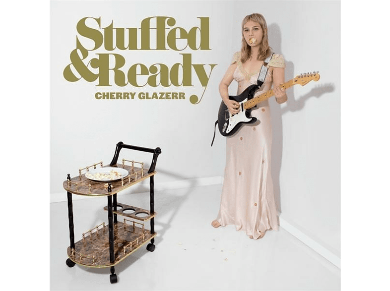 Cherry Glazerr - Stuffed & Ready [CD]