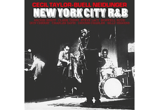 Taylor, Cecil & Neidlinger, Buell - New York City R&B - (Vinyl)