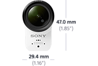 SONY FDR-X3000RFDI 4K + RM-LVR3 + AKA-FGP1 Zeiss Action Cam 4K, Full HD, HD , WLAN
