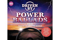 VARIOUS - Driven By Power Ballads [CD]