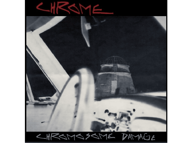 Chrome - Chromosome Damage (lim.transparentes Vinyl) [Vinyl]