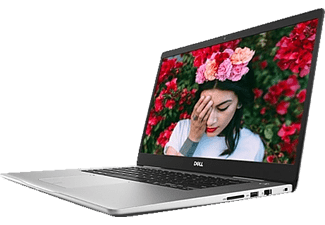 DELL Insprion 15 7580, Notebook, Core™ i7 Prozessor, 8 GB RAM, 1 TB HDD, 128 GB SSD, GeForce® MX150, Silber