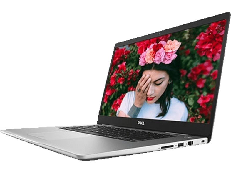 DELL  Insprion 15 7580, Notebook mit 15.6 Zoll Display, Core™ i5 Prozessor, 8 GB RAM, 256 GB SSD, GeForce® MX150, Silber | 05397184152218