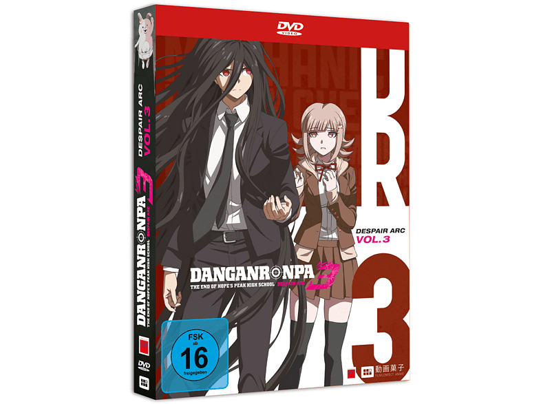 Danganronpa 3: Despair Arc [DVD]