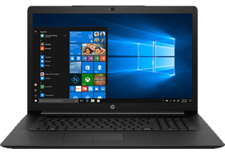 HP 17-by0353ng, Notebook, Core™ i5 Prozessor, 8 GB RAM, 256 GB SSD, Intel® HD-Grafik 620, Schwarz
