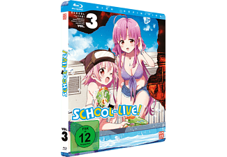 School-Live! - Vol. 3 - (Blu-ray)