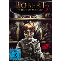 Robert 3-The Toymaker (Uncut) [DVD]
