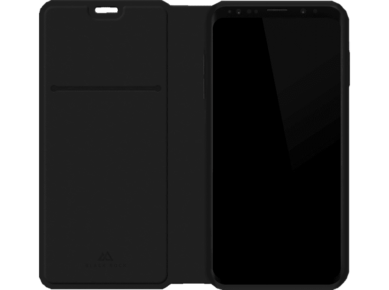 BLACK ROCK Statement Bookcover Samsung Galaxy S9  Schwarz