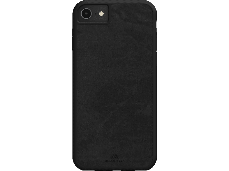 BLACK ROCK The Statement , Backcover, Apple, iPhone 7, iPhone 8, Schwarz