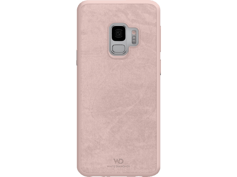 WHITE DIAMONDS Promise Backcover Samsung Galaxy S9 Kunststoff Coral