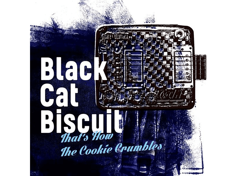 Black Cat Biscuit - That's How The Cookie Crumbles [CD]