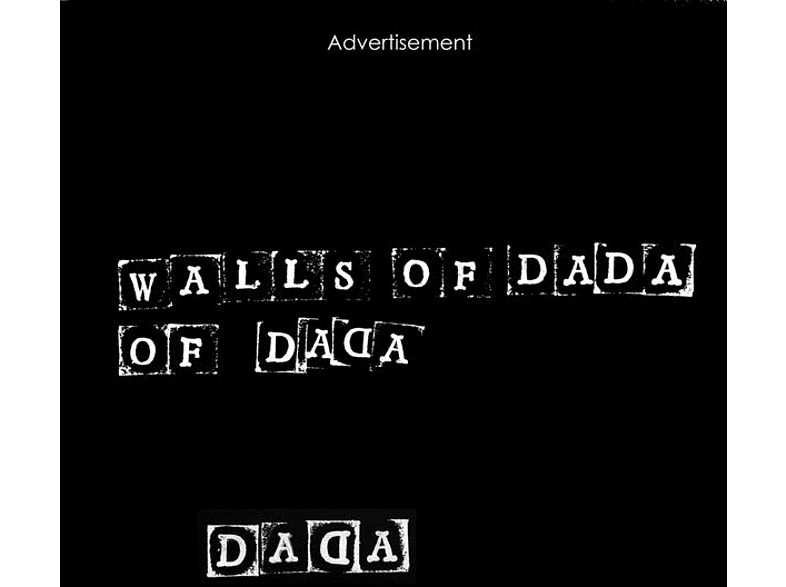 Walls Of Dada - Walls Of Dada II [LP + Download]