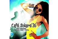 VARIOUS - Cafe Solaire Vol.26 [CD]
