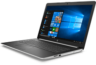 HP 17-by1304ng, Notebook mit 17.3 Zoll Display, Core™ i7 Prozessor, 8 GB RAM, 1 TB HDD, 256 GB SSD, Radeon™ 530, Silber
