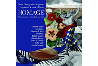 Georgiadis,Susie/Sensale,Angiolina - Homage-Women Composers from Italy and Brazil [CD]
