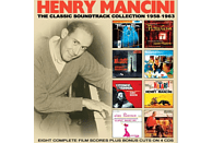 Henry Mancini - The Classic Soundtrack Collection 1958-1963 [CD]