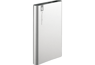 GP GP Portable Powerbank 5000mAh GPFP05 - Silver